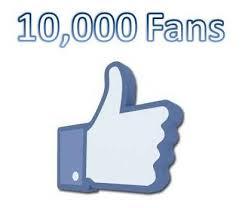 10.000 fans